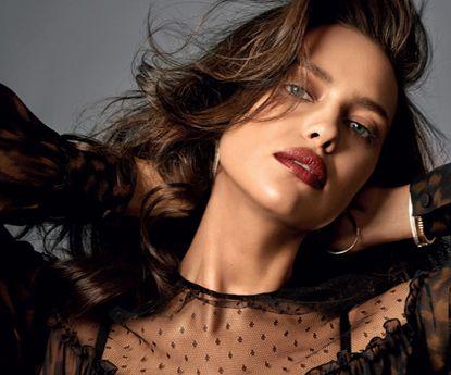 Irina Shayk, a modelo russa que conquistou o mundo