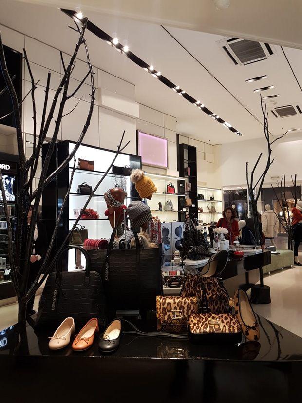 Sapatos Josefinas disponíveis na Loja das Meias
