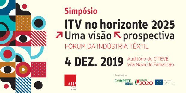 """Ministro da Economia no Simpósio """"ITV no Horizonte 2025"""""""