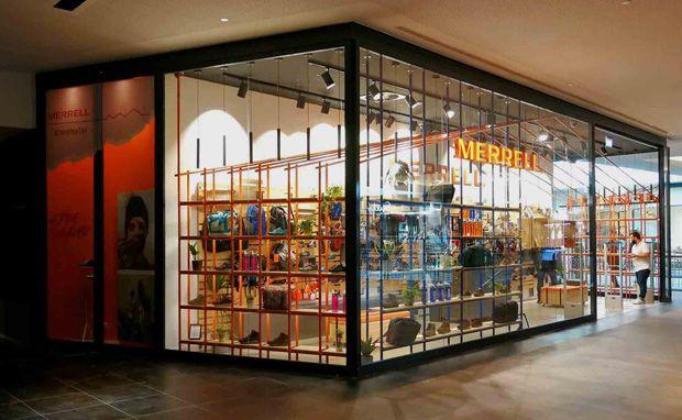Merrell abre nova loja no Norte Shopping