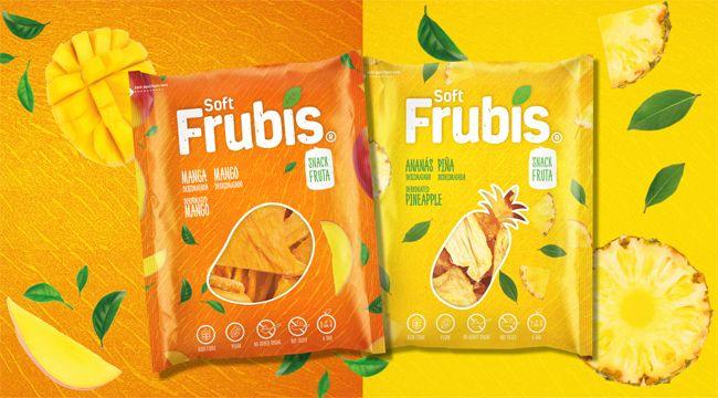 Frubis amplia gama e lança Soft Frubis