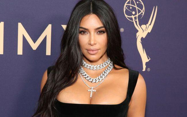A luta de Kim Kardashian para manter a sua figura