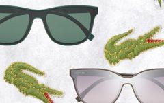 Lacoste lança óculos de sol para toda a família