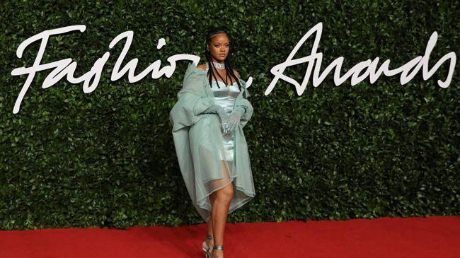 "Glamour no ""red carpet"" dos British Fashion Awards 2019"