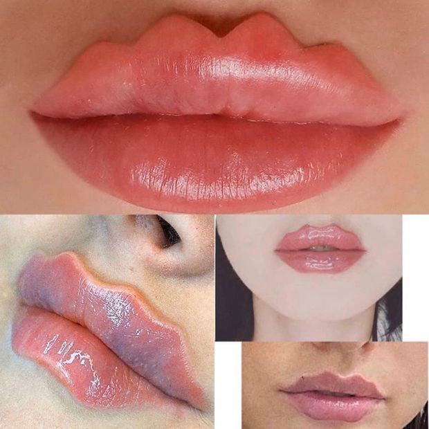 """""""Lips of the Devil"""", uma moda para pessoas irracionais (!?)"""