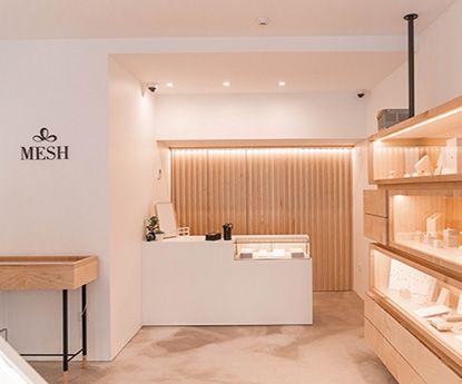 Mesh lança serviço de joias personalizadas na época natalícia
