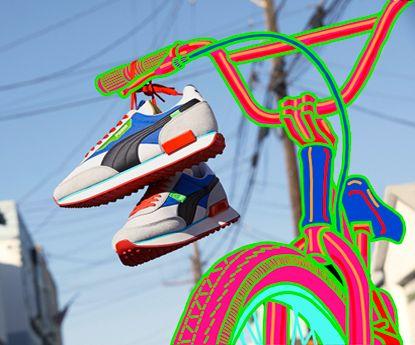 Future Rider + Style Rider: dos anos 80 para o futuro