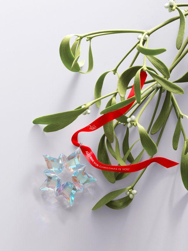 Swarovski e Mariah Carey anunciam coleção de Natal
