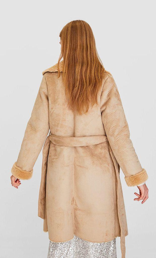 O casaco Stradivarius que marcará tendência