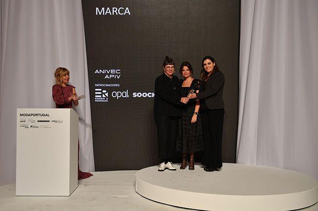"Decenio vence Prémio Cenit na categoria ""Marca de Moda 2019"""