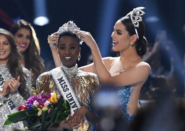 Miss África do Sul é a nova Miss Universo 2019