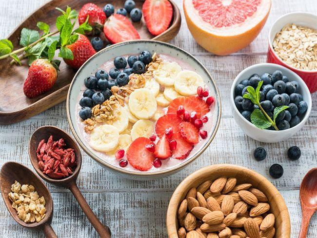 5 mudanças alimentares para uma vida saudável