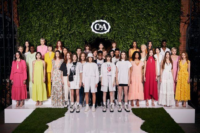 C&A apresenta para a temporada primavera/verão 2020