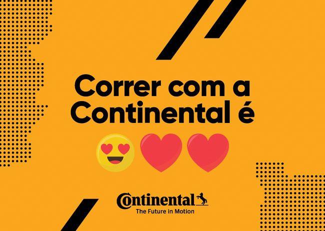 Continental Pneus Portugal volta a eleger o Running