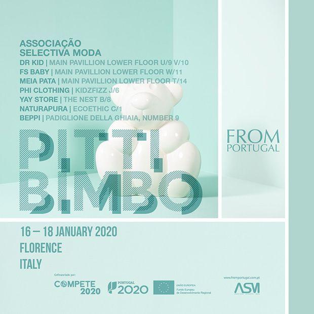 From Portugal confiante com a participação na Pitti Bimbo