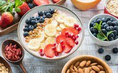 5 mudanças alimentares para uma vida mais saudável