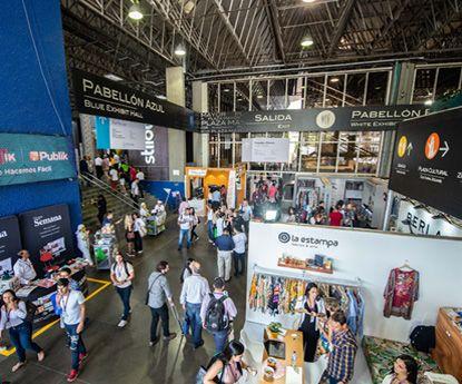 Indústria têxtil portuguesa marca presença na na Colombiatex