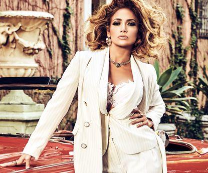 Jennifer Lopez rosto mundial da GUESS & Marciano