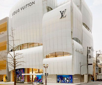 Louis Vuitton inaugura terceira Maison no Japão