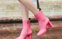 Nova coleção Louis Vuitton de calçado à prova de água