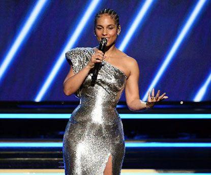Alicia Keys nos Grammy 2020 e o vestido que será tendência