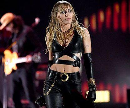 As mudanças (?) de Miley Cyrus para o novo ano