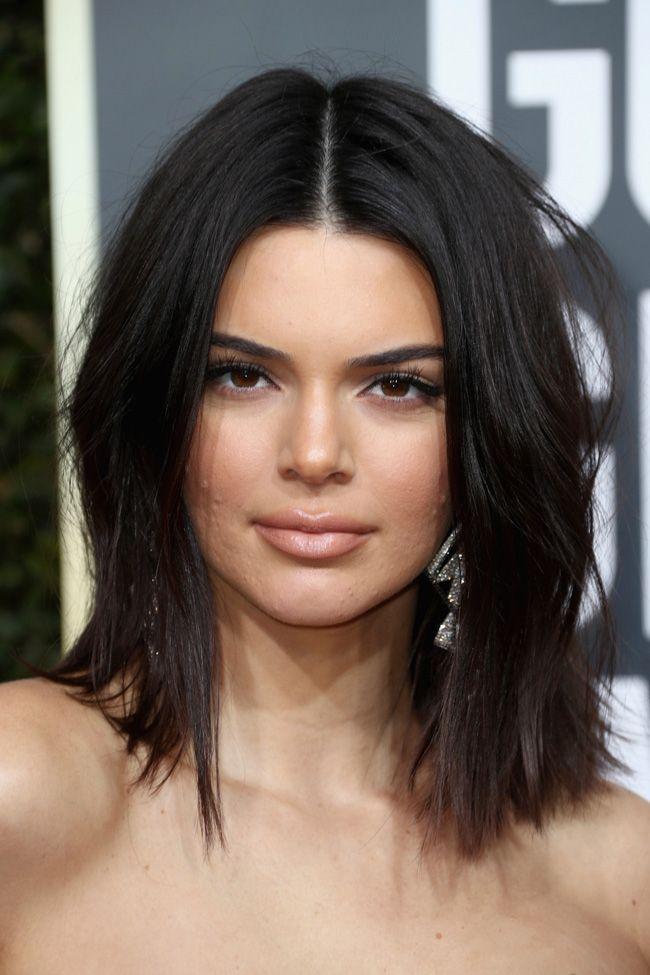 A difícil batalha de Kendall Jenner contra a acne
