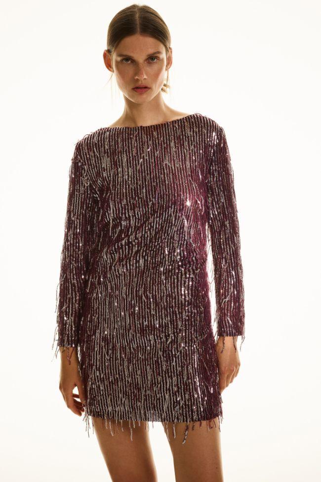 A Zara já pensa no Natal com primeiros outfits de festa