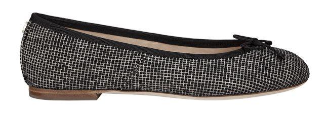 Josefinas enaltece a arte da tecelagem em calçado de luxo