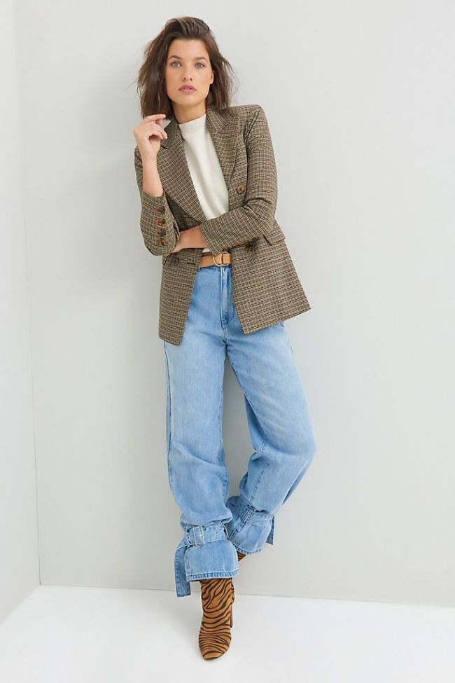 Estas tendências de jeans para 2021 vão deslumbrar