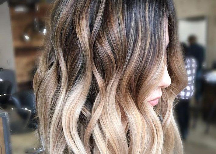 25 fabulosas tonalidades loiras para o cabelo castanho