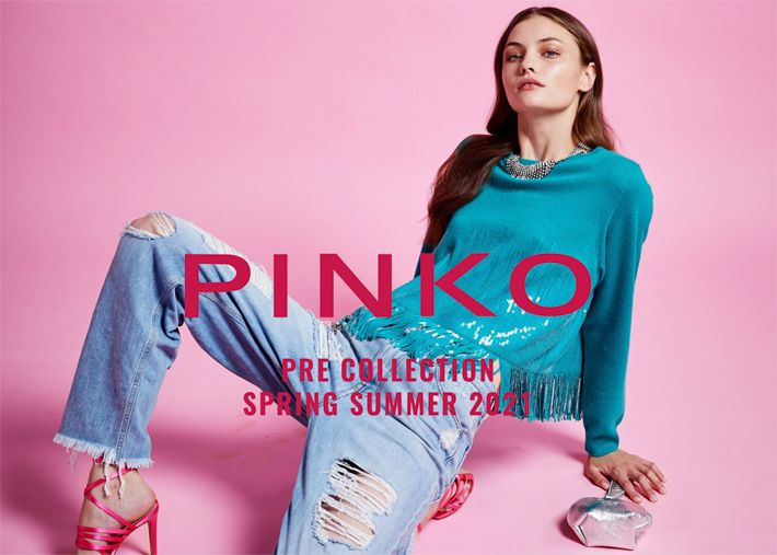 Pinko apresenta pre-collection Spring/Summer 2021
