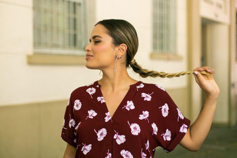 Penteados casuais para te sentires confortável e elegante
