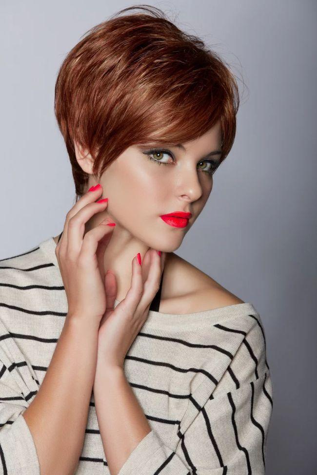 7 cortes de cabelo para adelgaçar as bochechas e o rosto
