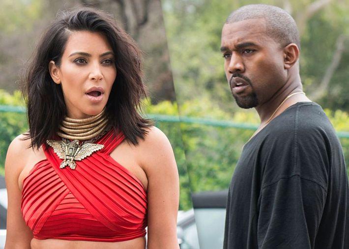 É oficial! Kim Kardashian e Kanye West divorciam-se