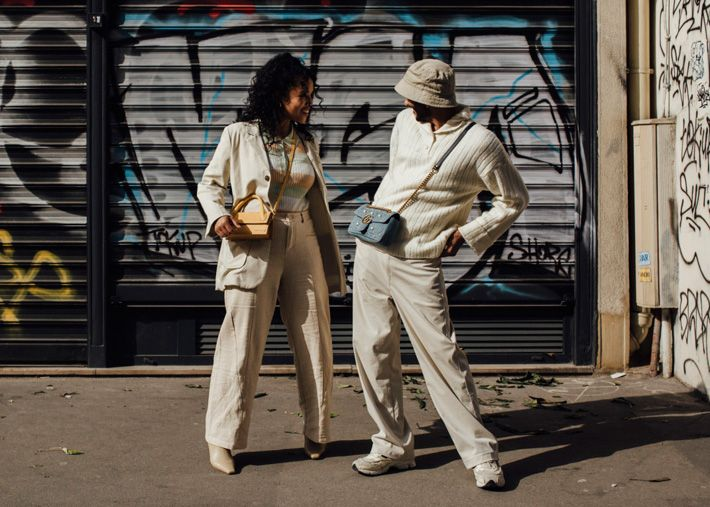 O melhor do street style da Semana de Moda de Paris Out/Inv 2021