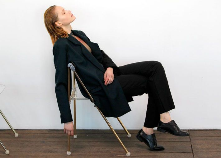 Maria Carlos Baptista destaca-se na Semana de Moda de Paris