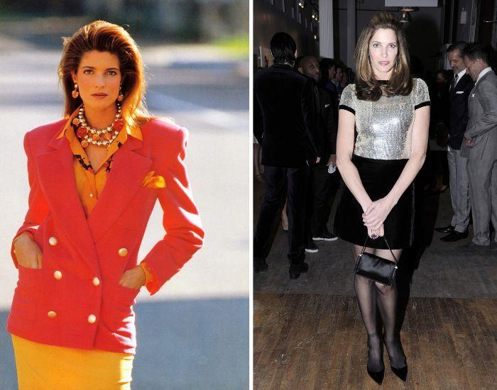 As top model mais icónicas dos anos 90 então e hoje