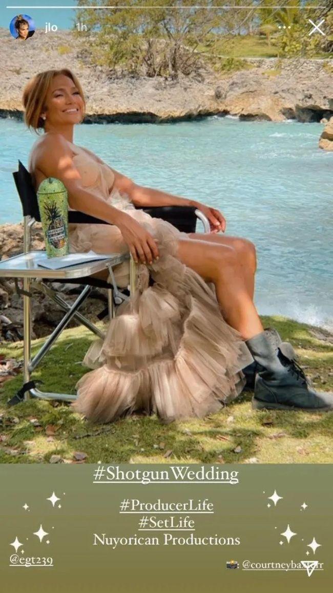Jennifer López quebrou todas as regras da moda