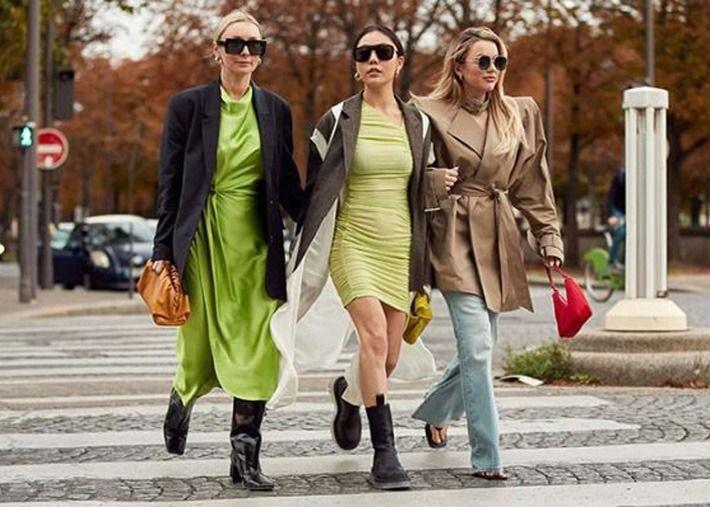As 10 principais tendências das semanas de moda internacionais SS21