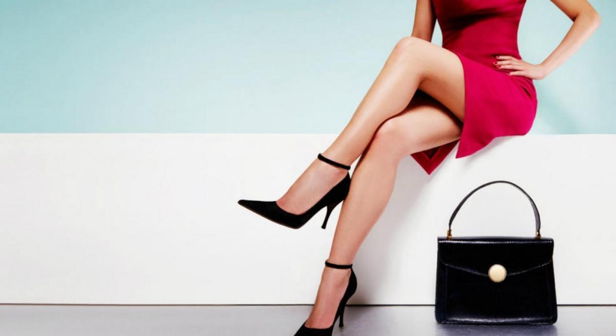 Escolher os sapatos de acordo com o tipo de corpo