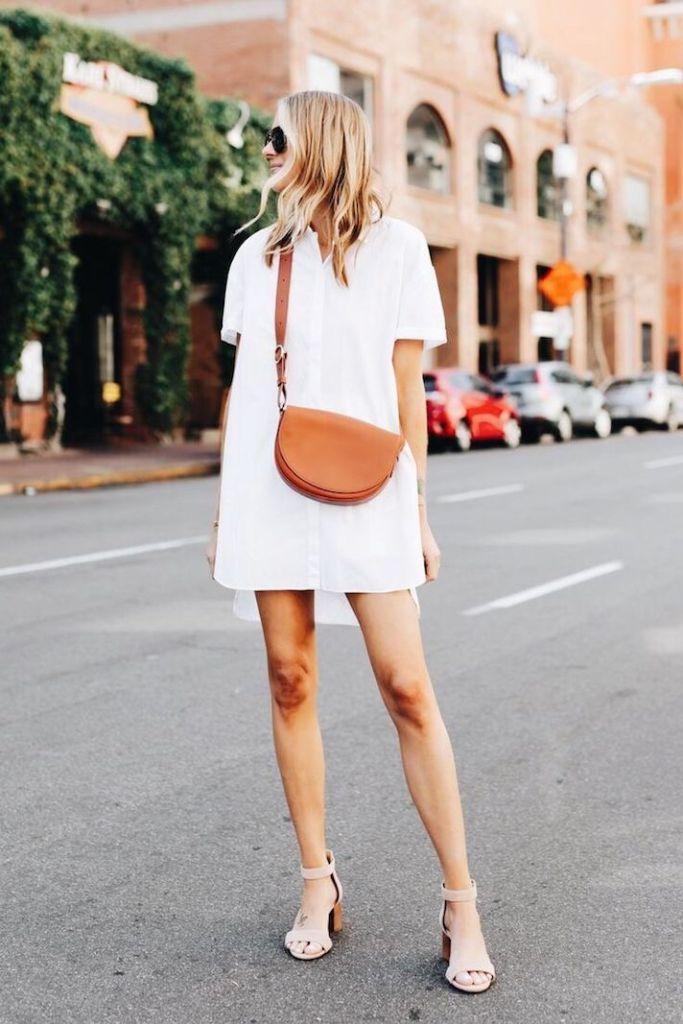 11 ideias de outfits minimalistas perfeitos para o verão