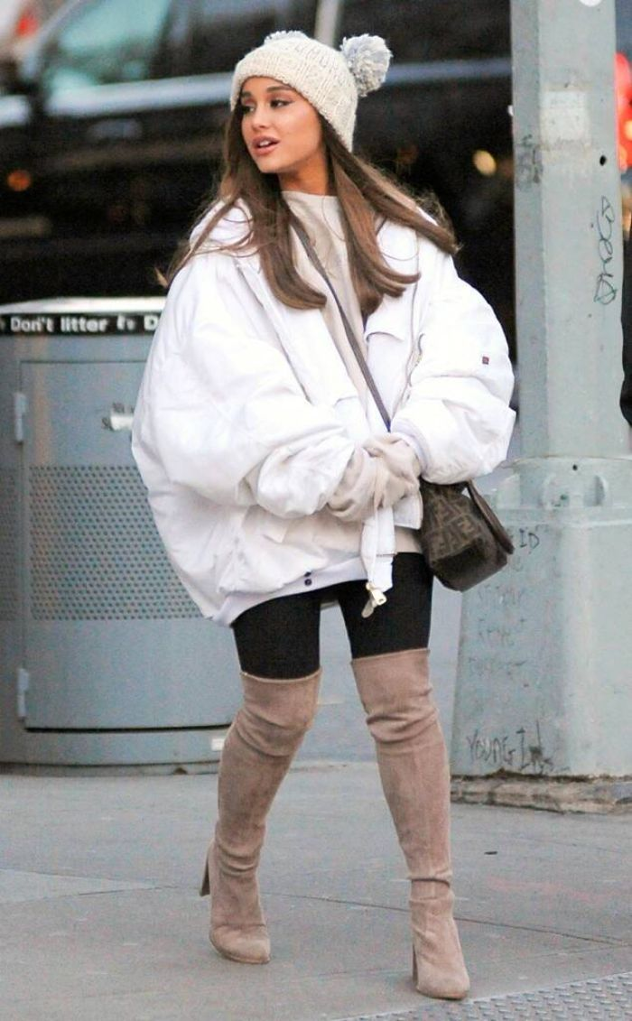 Assim foi a impressionante evolução de estilo de Ariana Grande