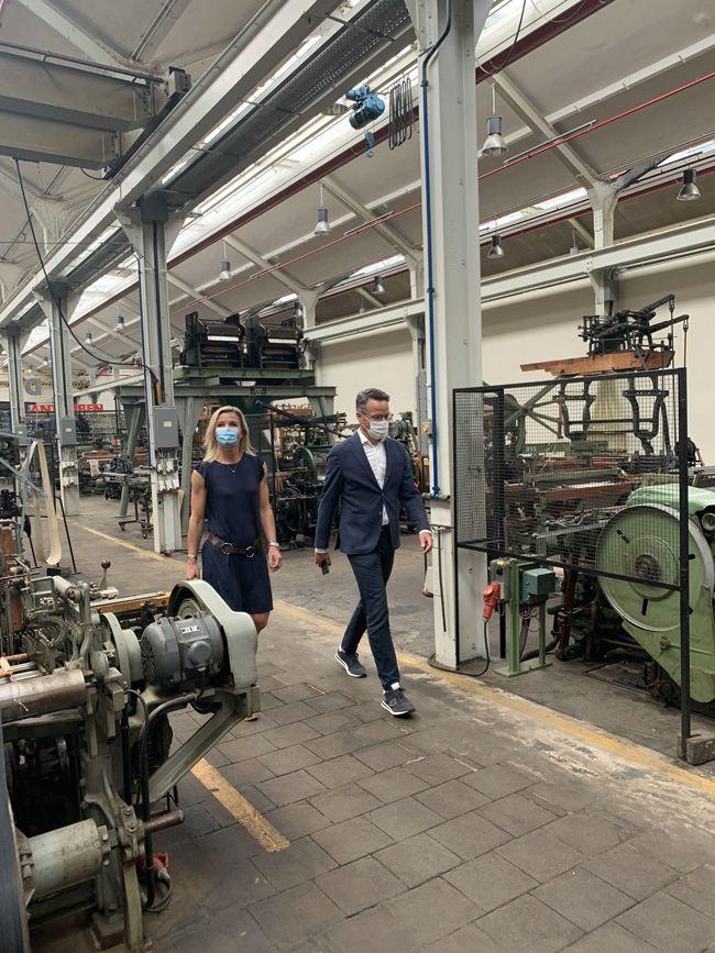 C&A expande produção digital e sustentável no coração da Europa