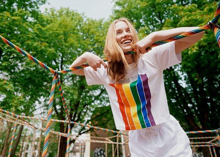 A C&A celebra a diversidade com a  campanha LGBTQIA+U+ME