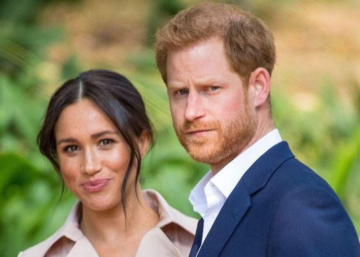 Meghan Markle e Príncipe Harry pais pela segunda vez