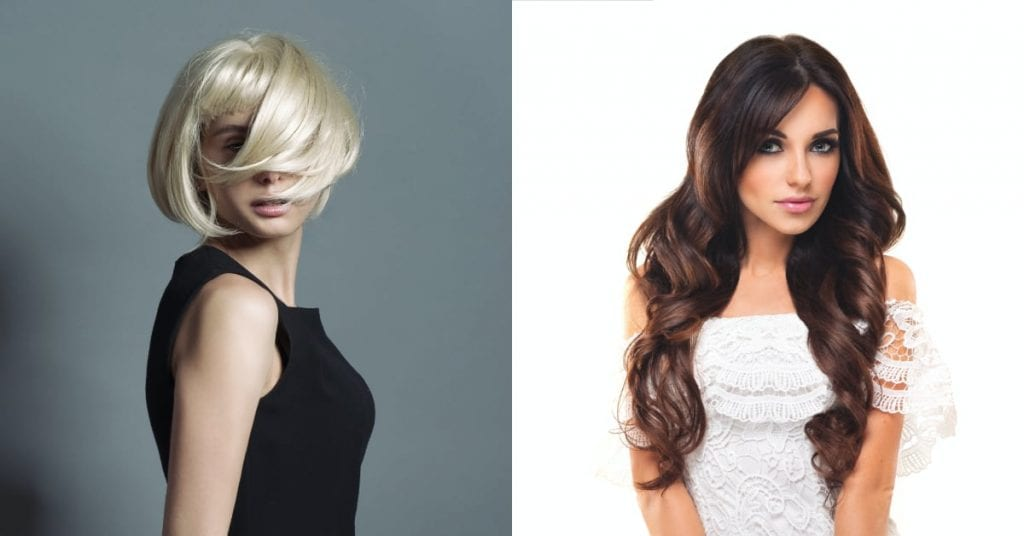 São as mulheres com cabelos compridos realmente as mais atraentes? - II