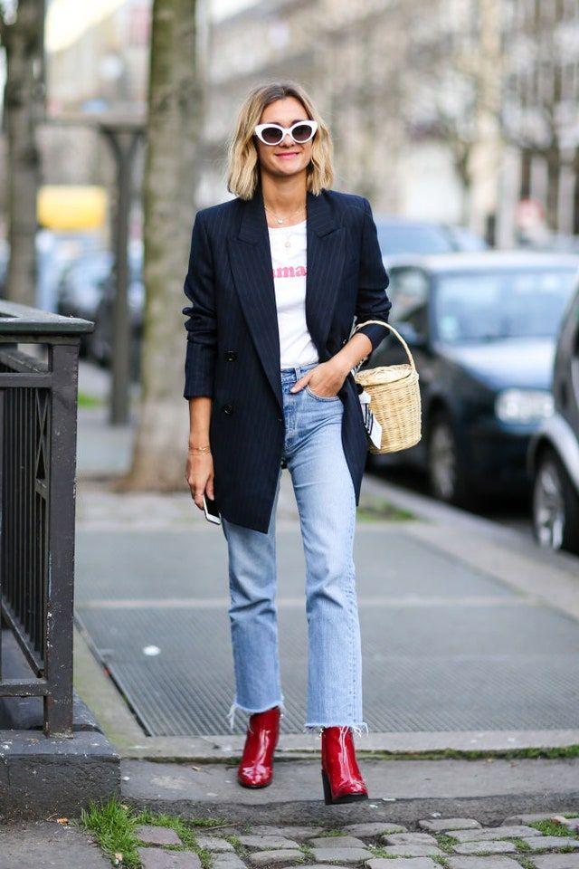 Estas combinações com jeans nunca saem de moda, é garantido!