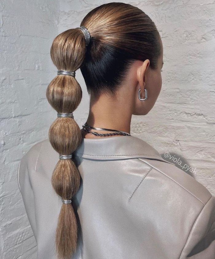 Quatro tipos de apanhados para cabelos longos, ideais para evitar o calor