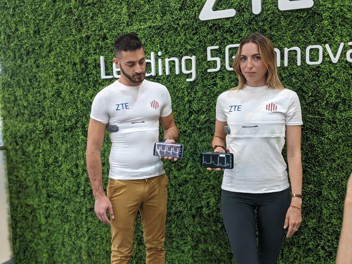 Uma t-shirt para salvar vidas: a tecnologia na moda